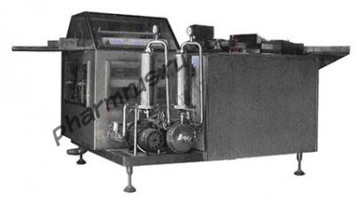 SDX-1 Машина мойки флаконов