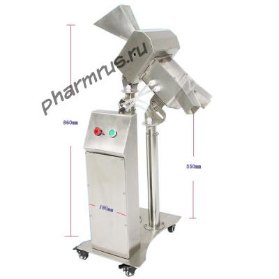 Металл детектор-сепаратор для таблеток, пилюль, капсул