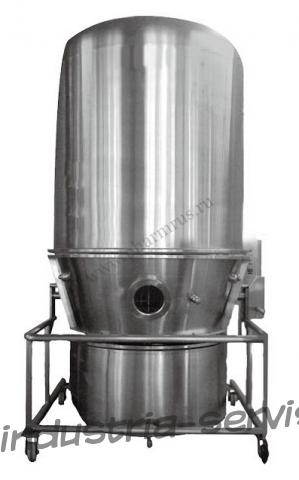 Высокоэффективная сушилка кипящего слоя