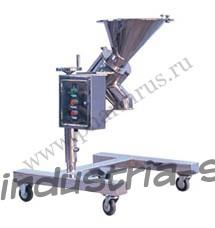 Высокоскоростной гранулятор для измельчения и гранулирования продукта