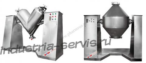 Высокоэффективные мешалки серии V и серии W